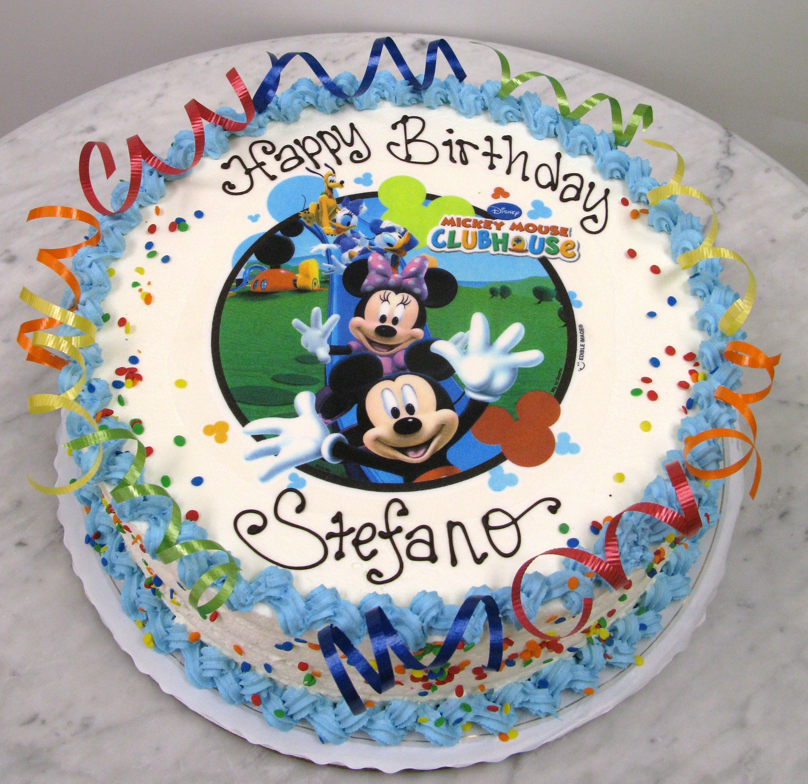 Licensed Edible Cake Images : Licensed Edible Images   Mother Mousse