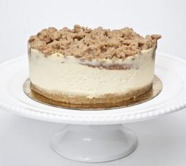 crumb cheesecake