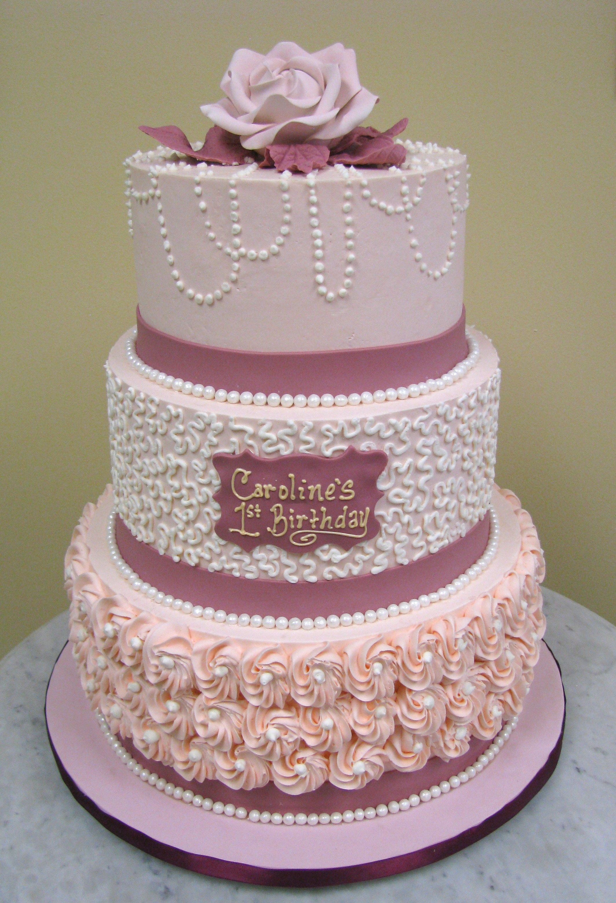 Buttercream Beauty