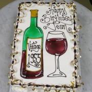 wine gel drawing
