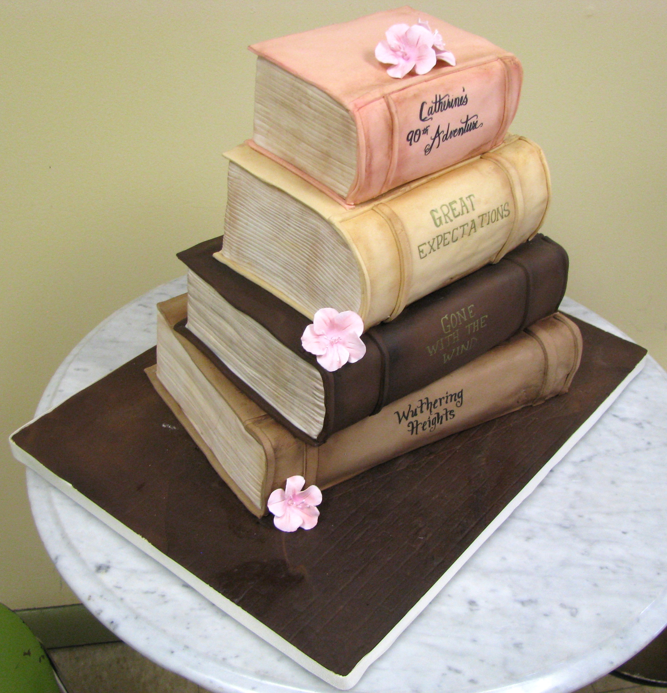 Book Lover's Birthday