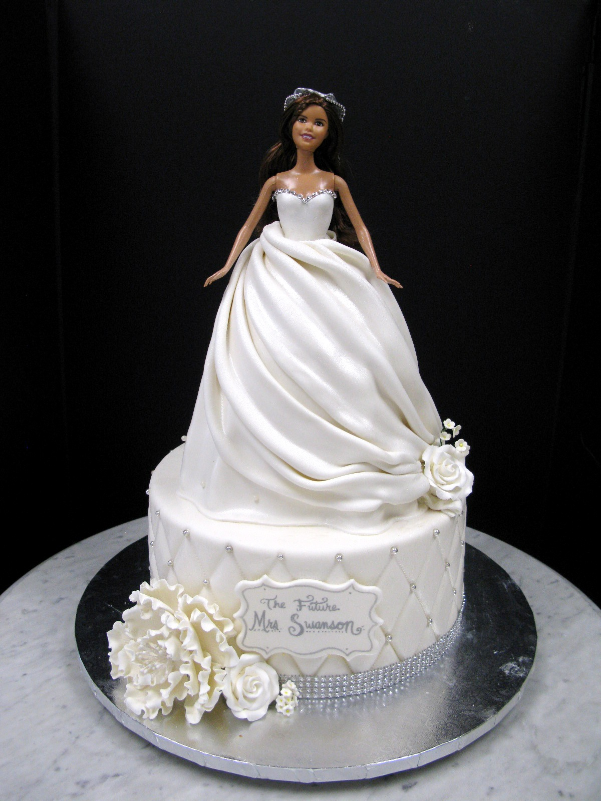 Bride to Be Doll