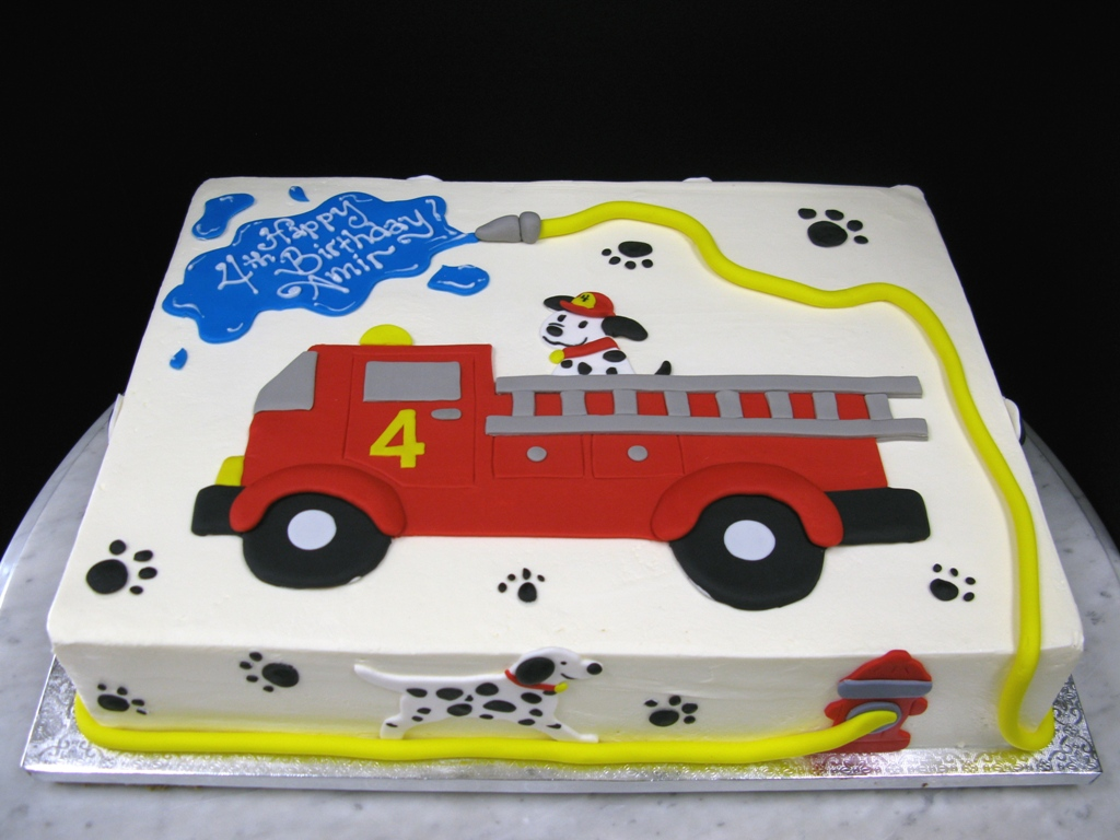 Firefighter Dalmations