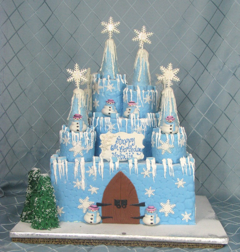Ice Princess Castle