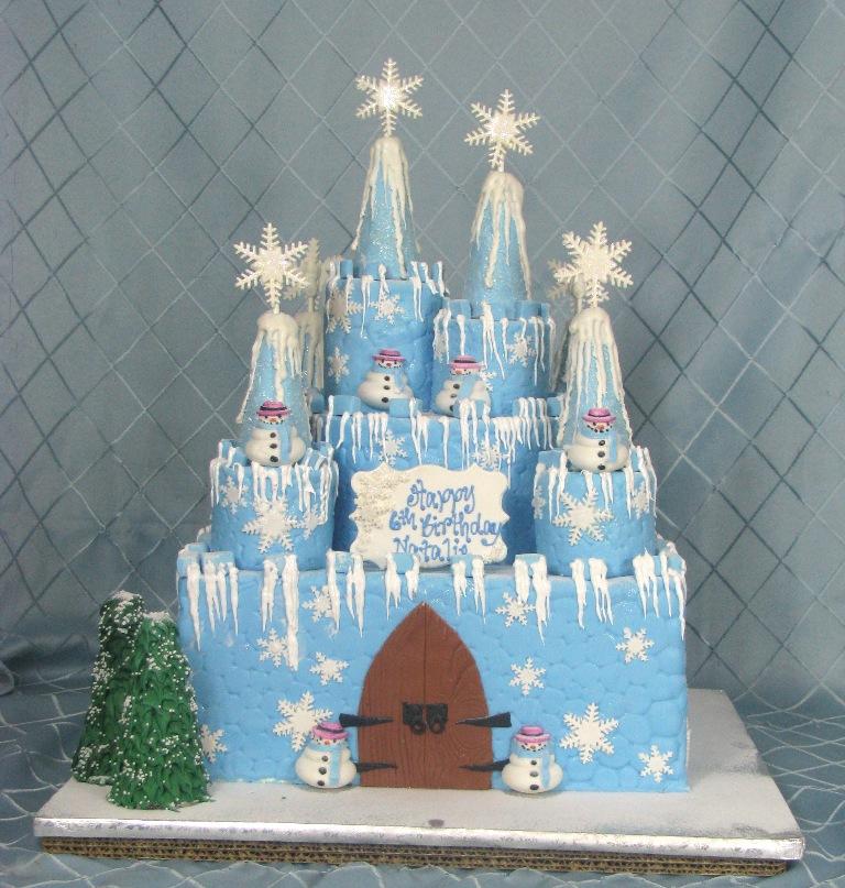 Ice Princess Castle