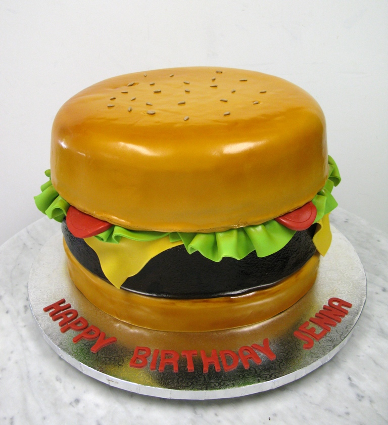 Say Cheeseburger