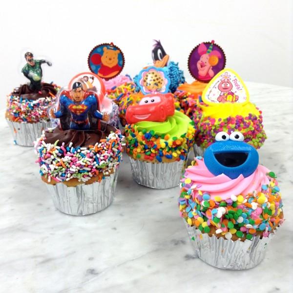 Surpise Cupcakes