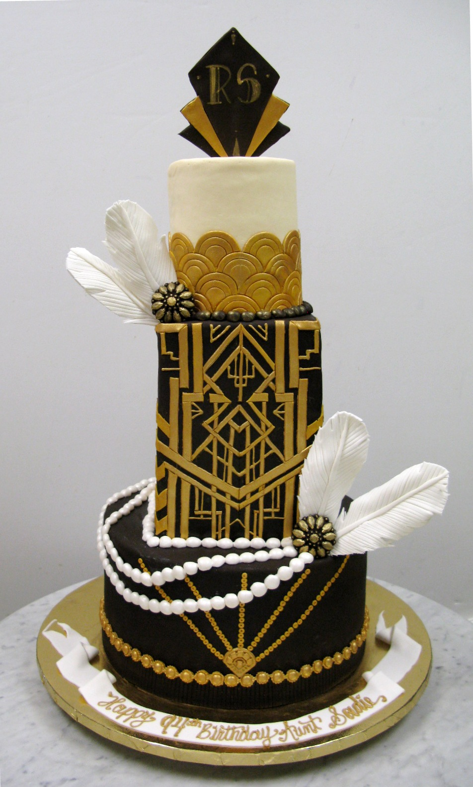 Gatsby Cake Ideas