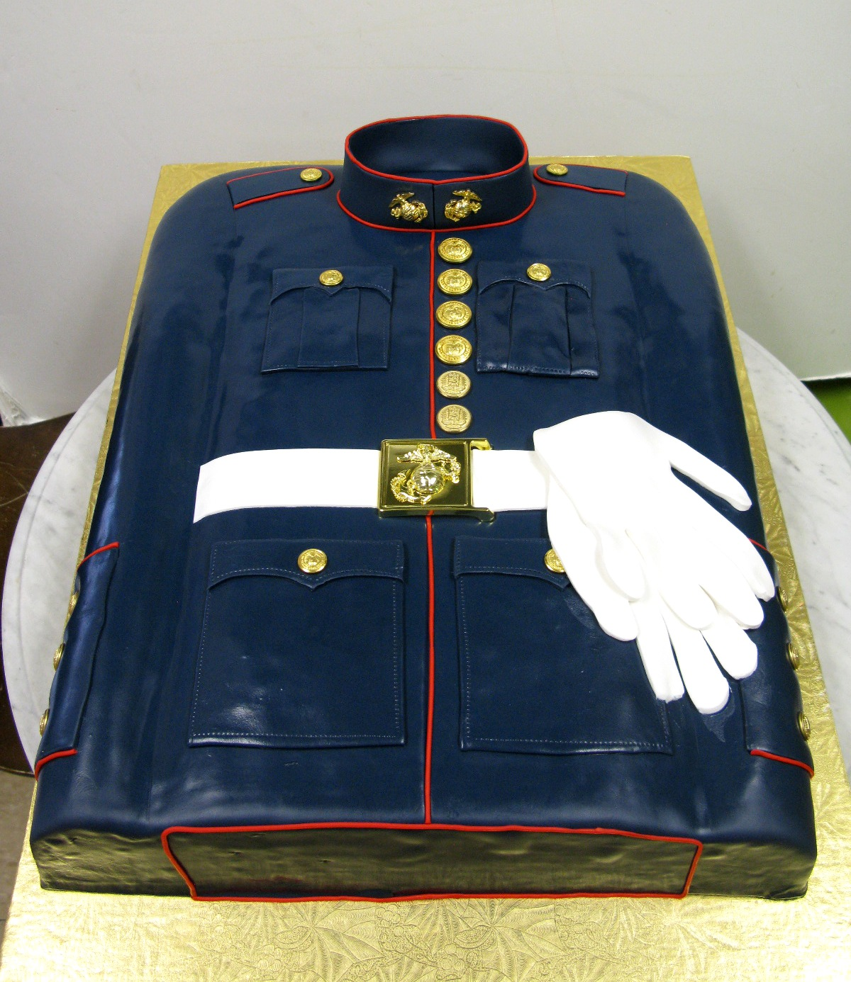 Marine Corp Uniform