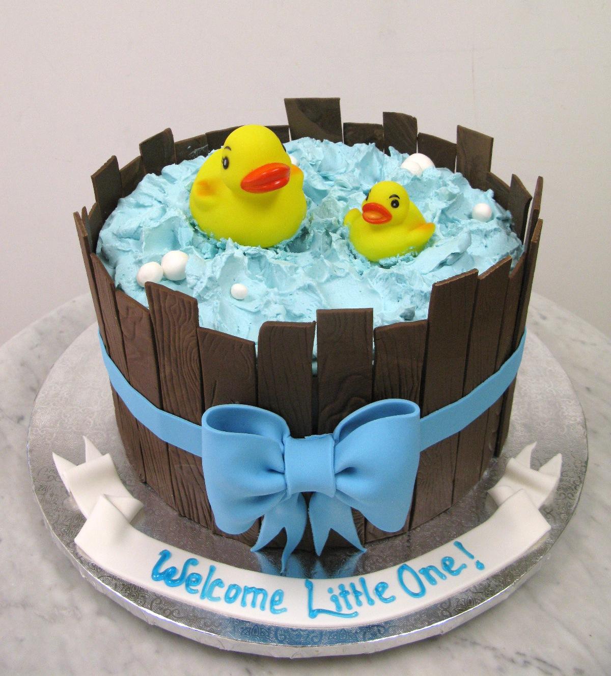 Rubber Ducky Bath