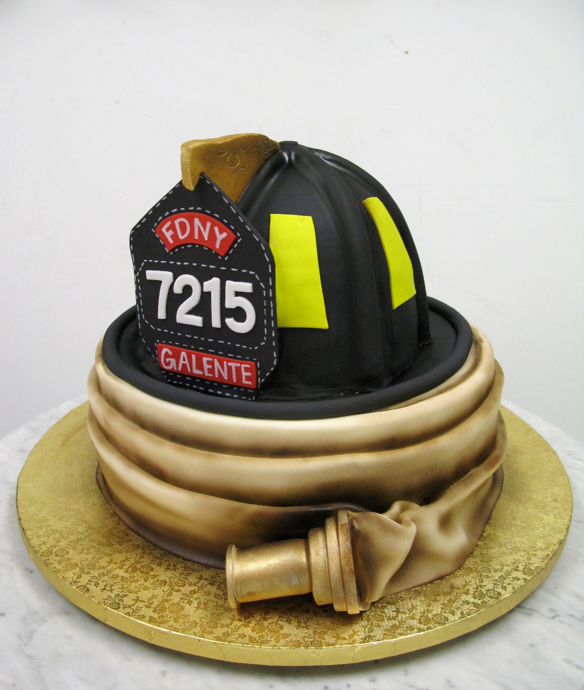 Fireman Helmet and Hat