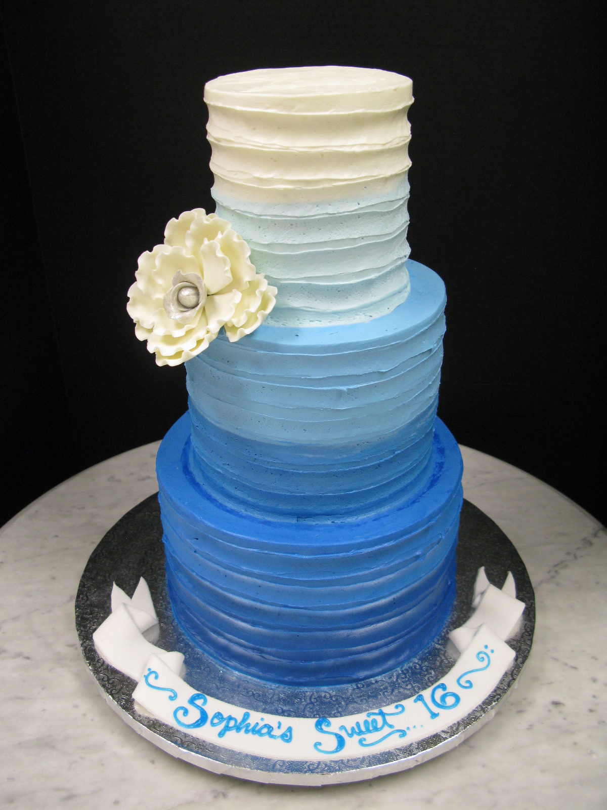 Buttercream Blues