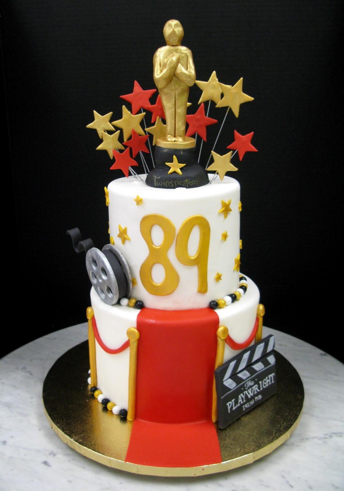 Oscar Party!