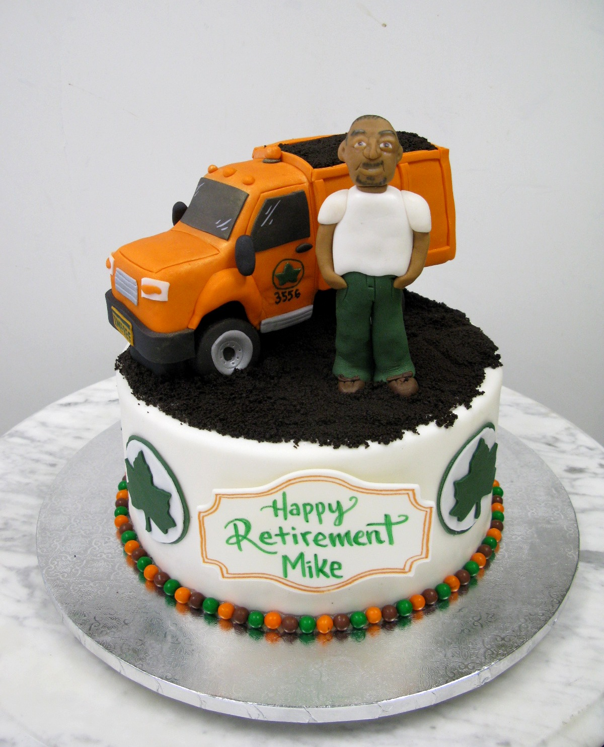 Parks Department Retirement
