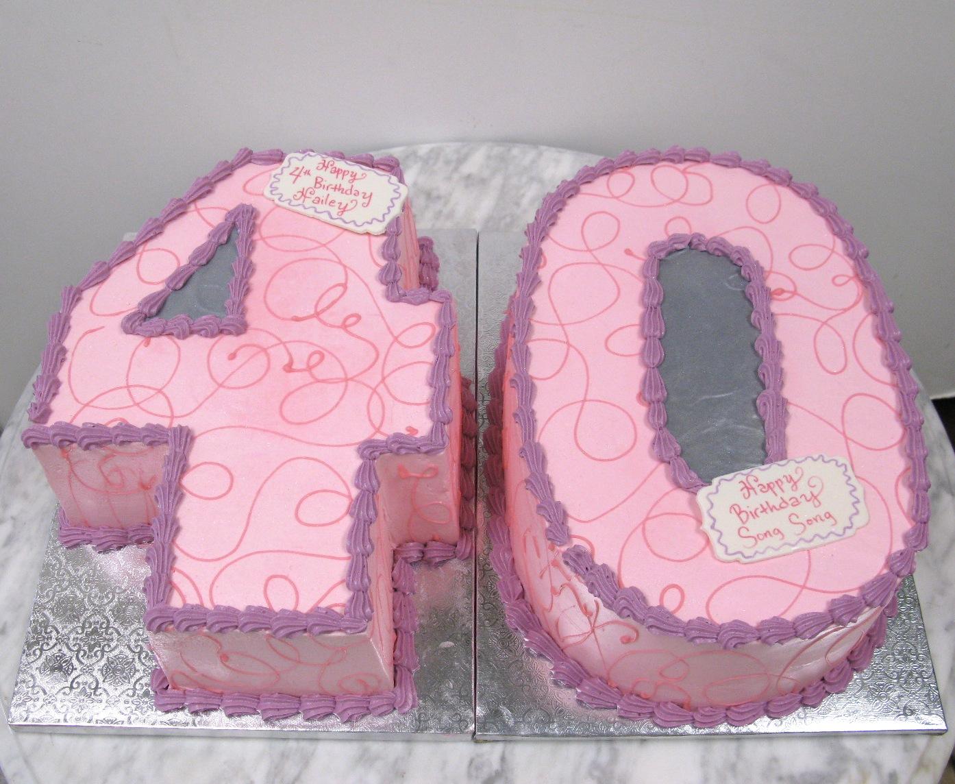Swirly Number 40