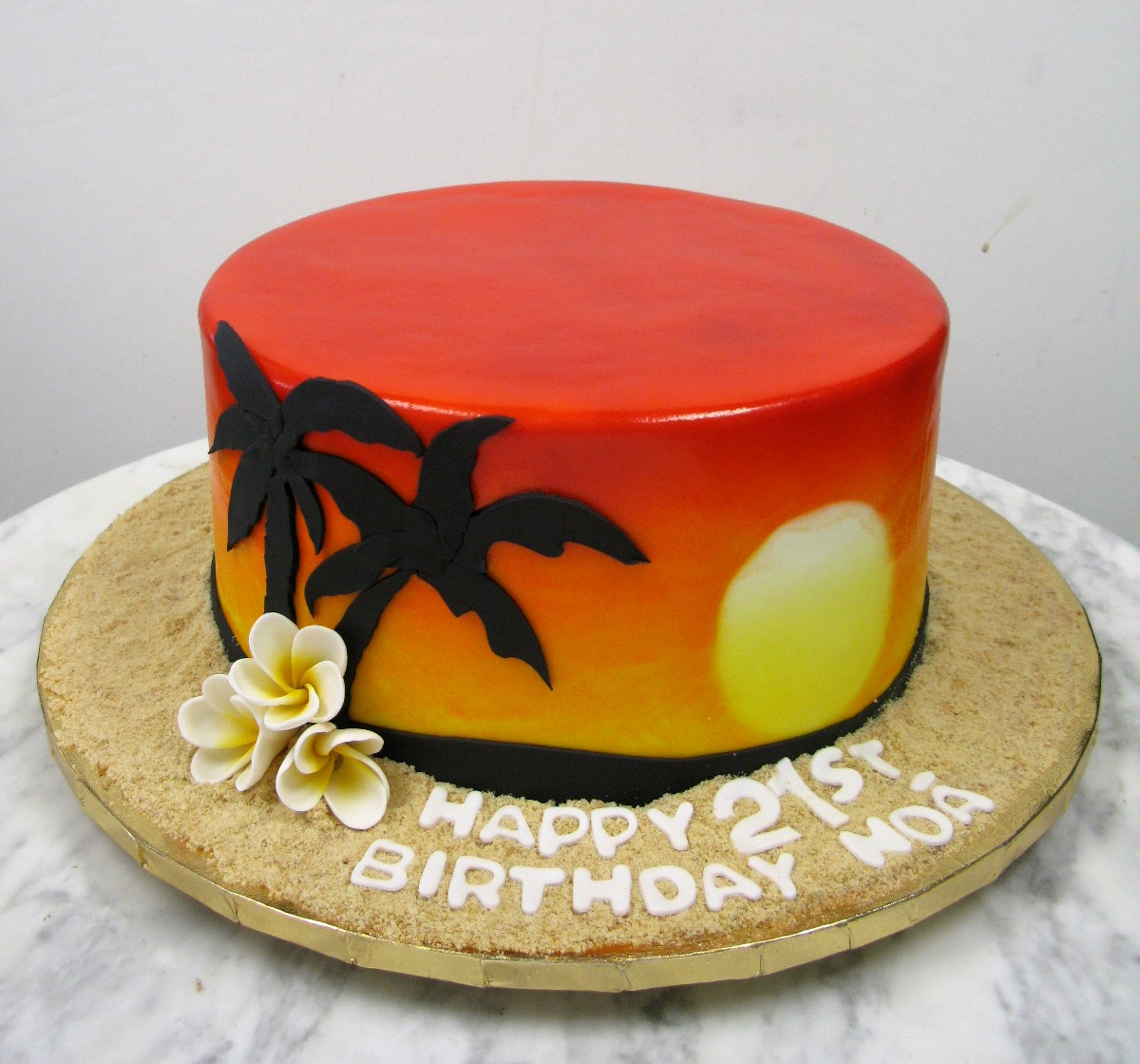 beach sunset � mother mousse