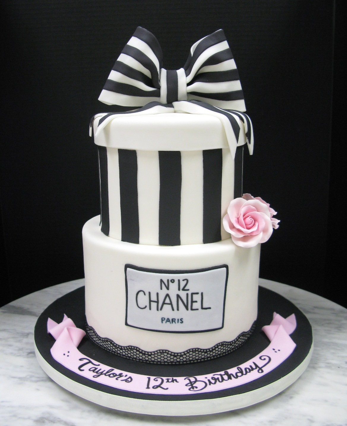 Chanel Birthday