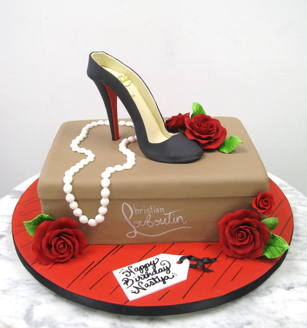 Fashionable Cake