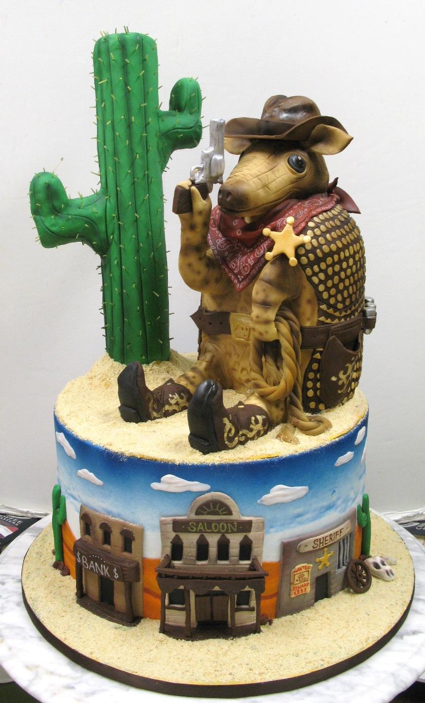 Cowboy Armadillo