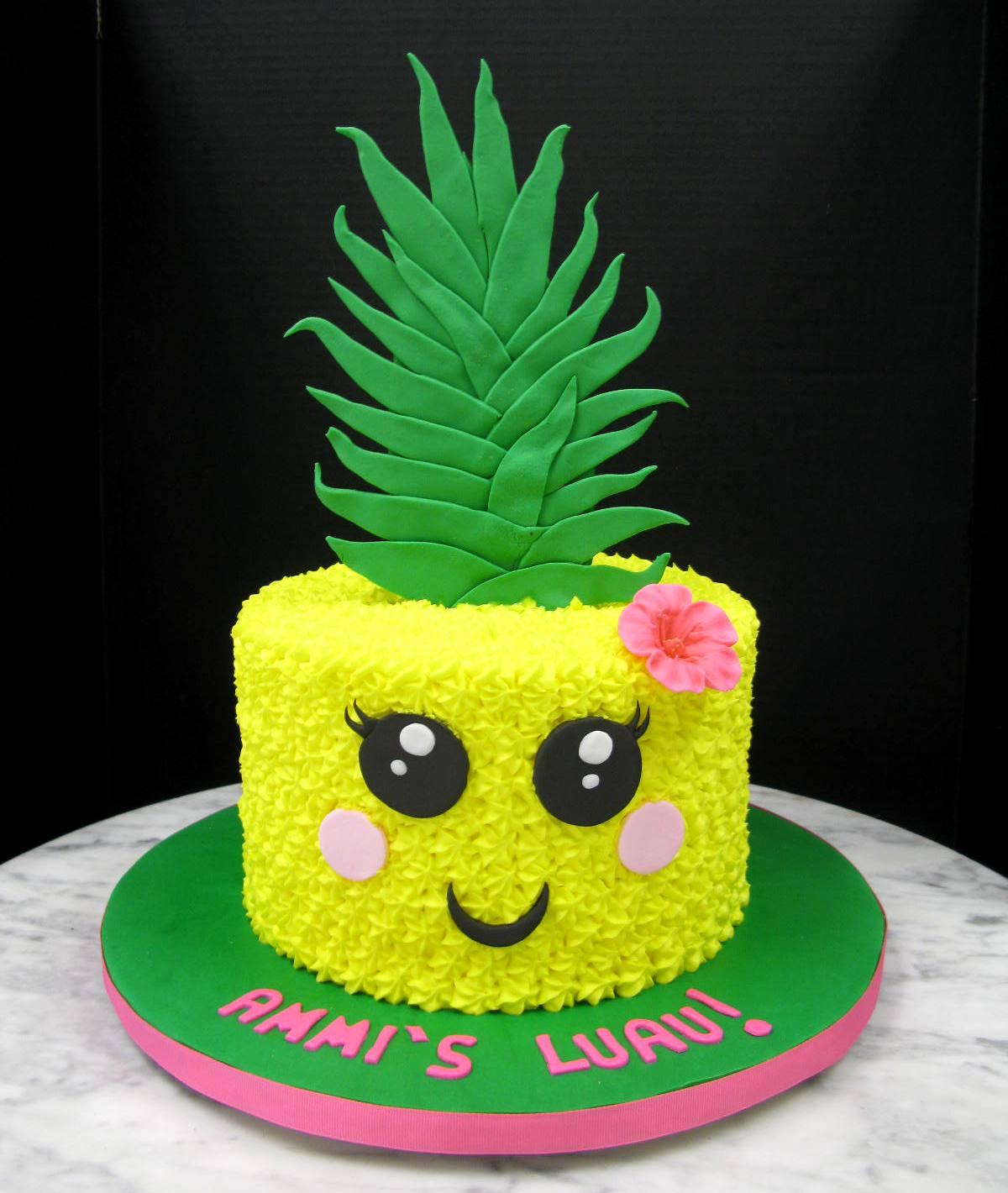 Pineapple Cutie