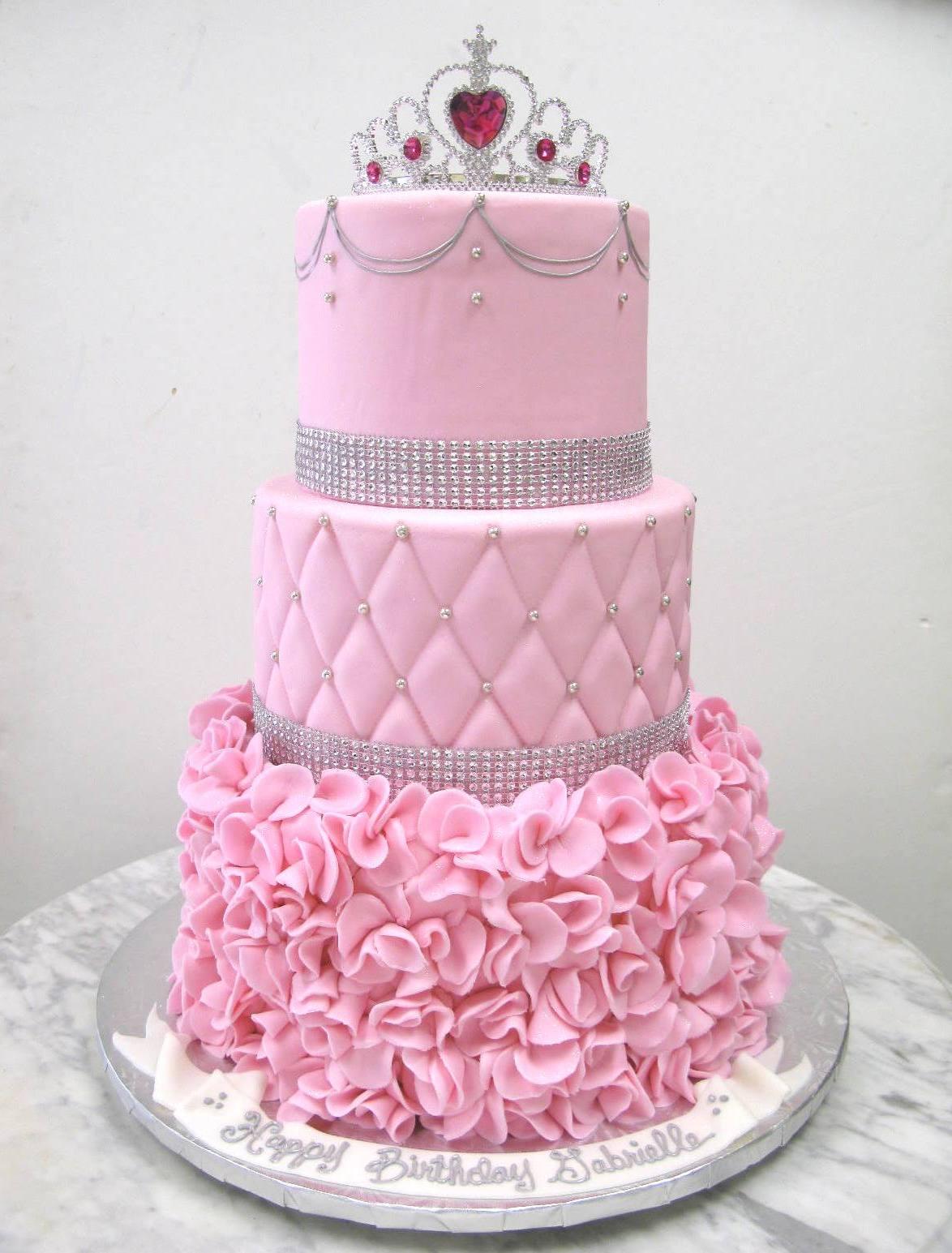 Pretty in Pink Ruffles