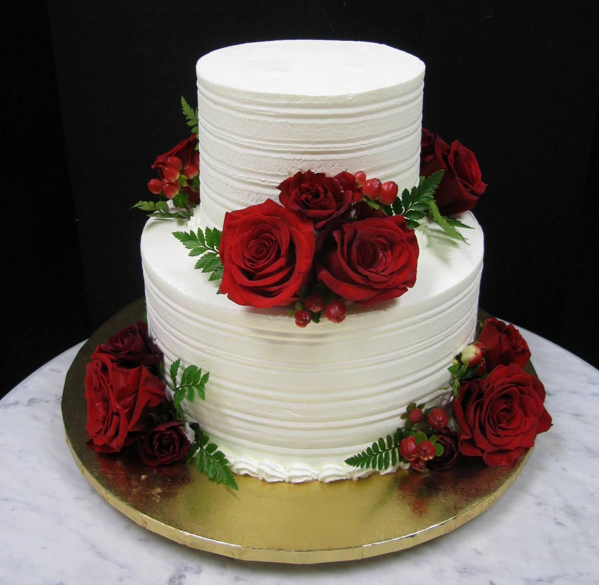 Whipped Cream Wedding