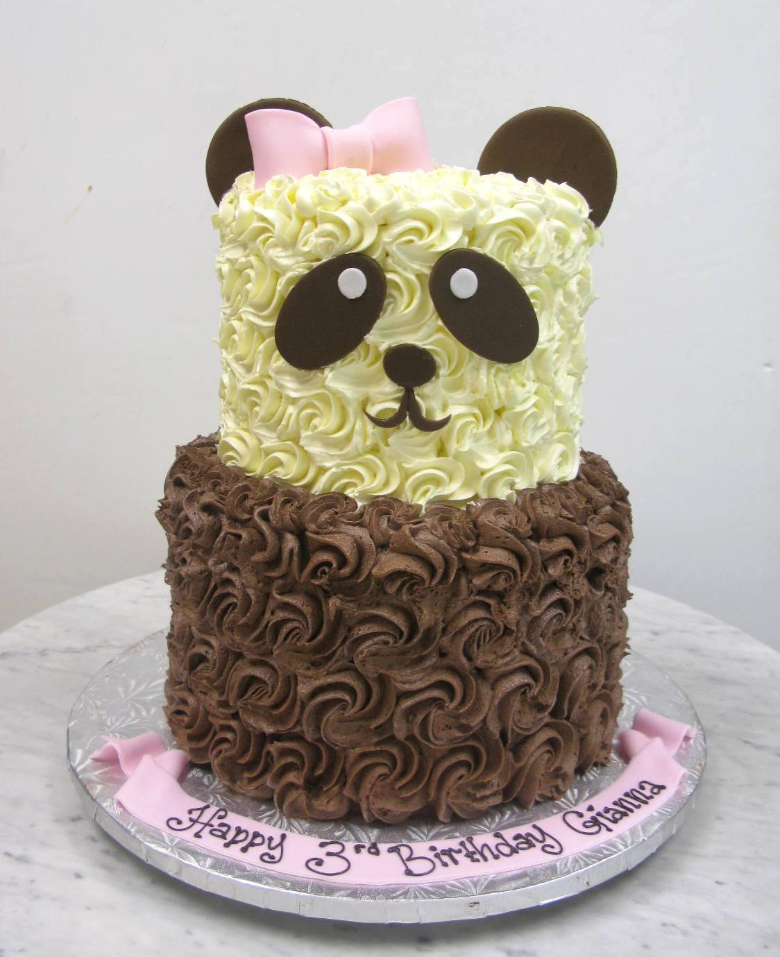 Chocolate Panda