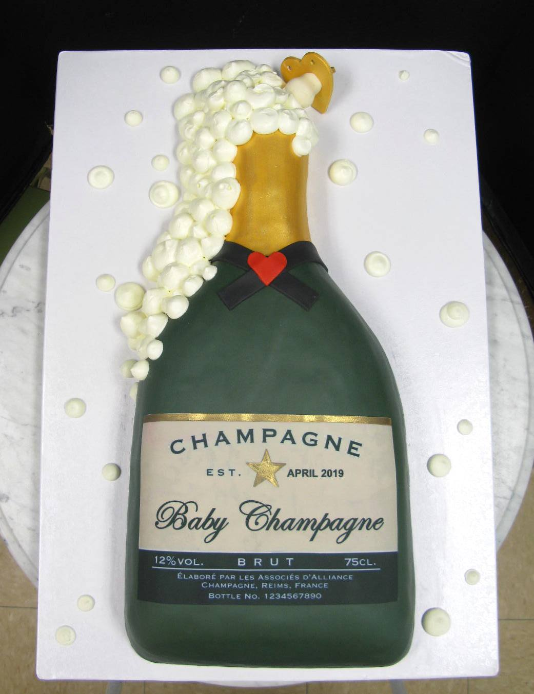 Baby Champagne