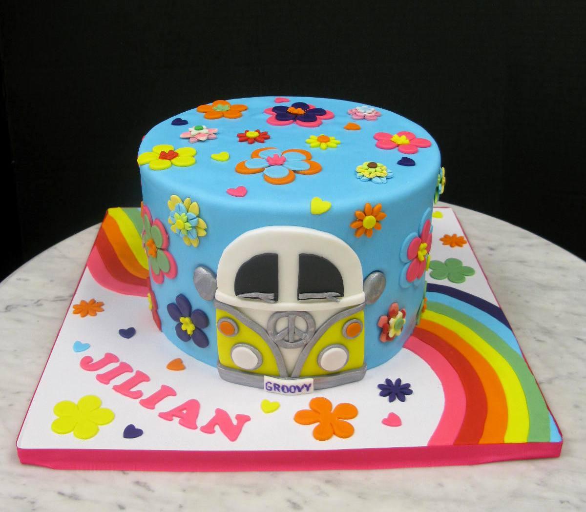 That 70s Cake