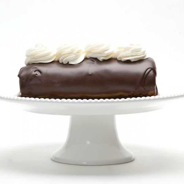 flourless chocolate roll