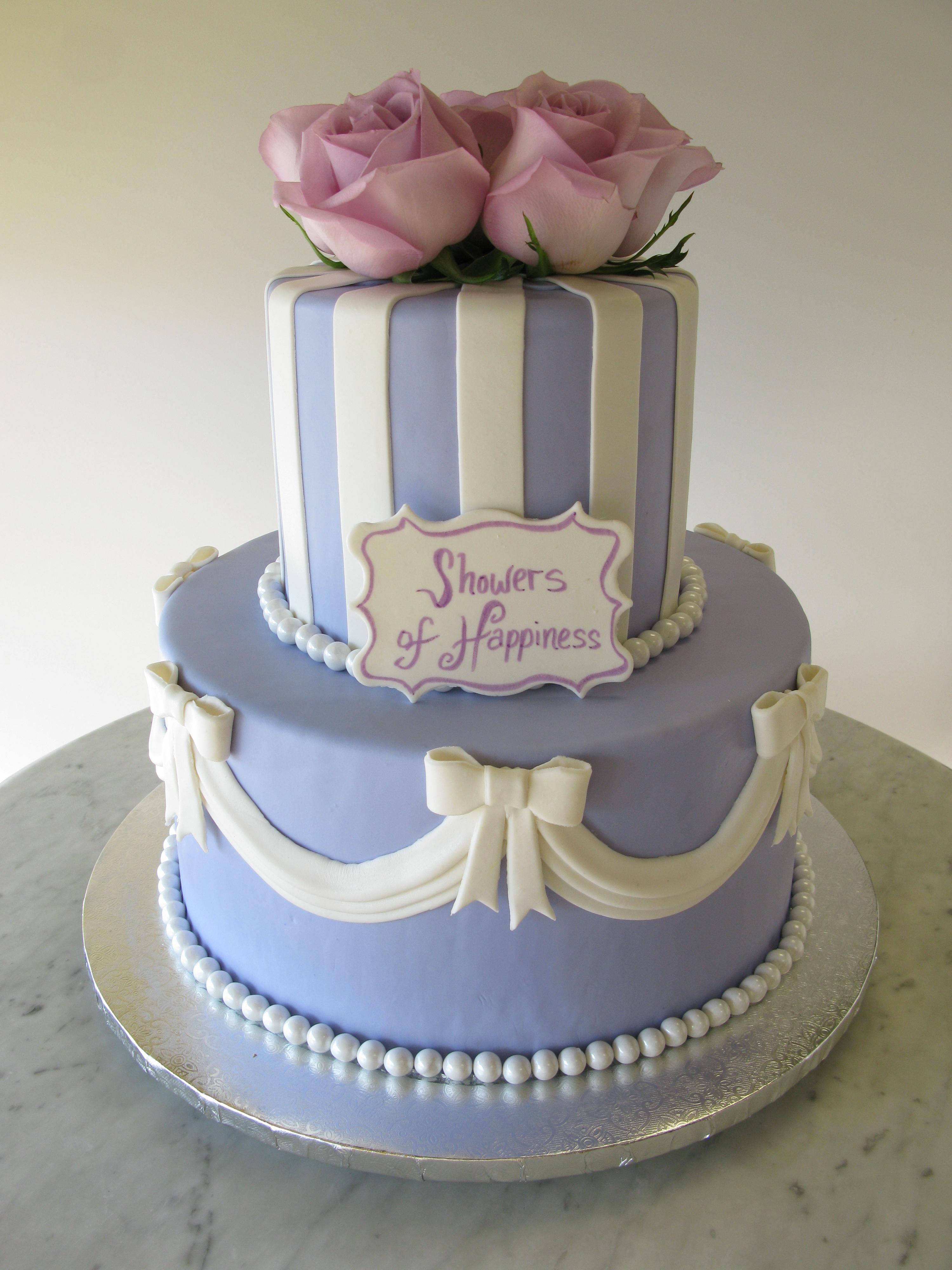Lavender Showers