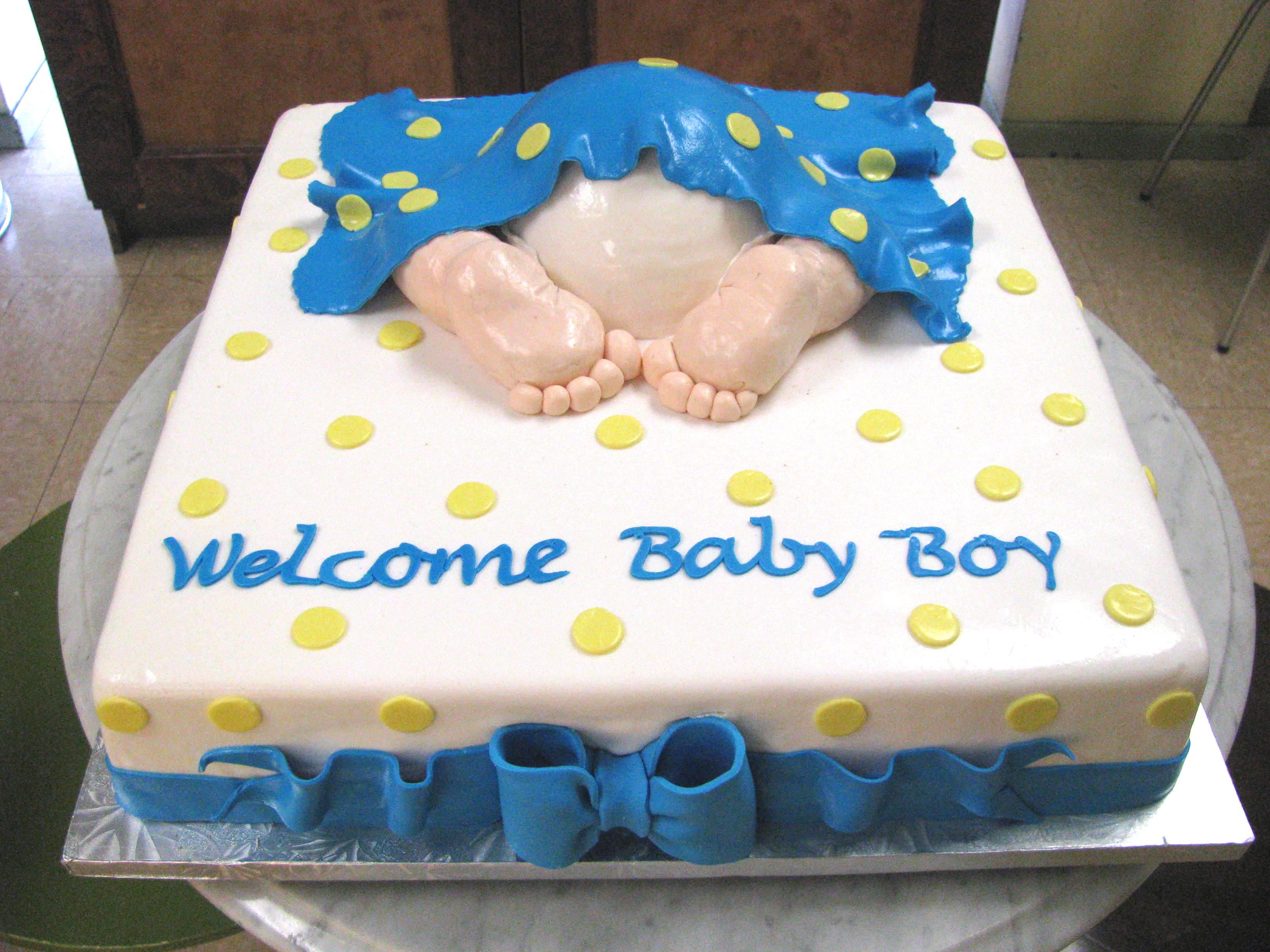 Baby Boy Butt