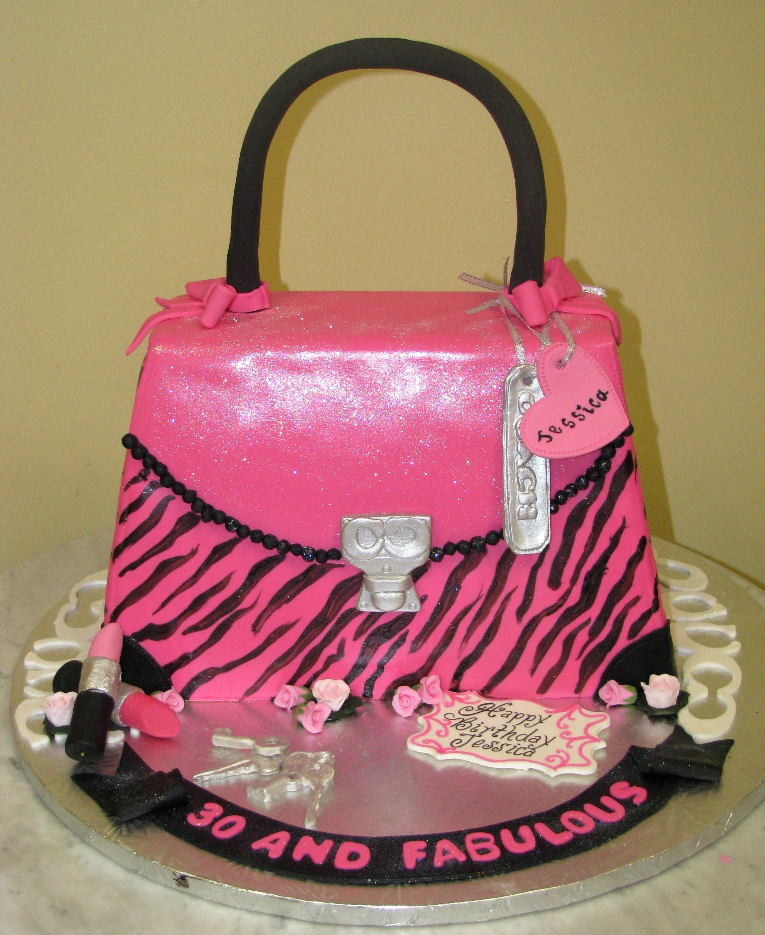 Pretty Pink Purse