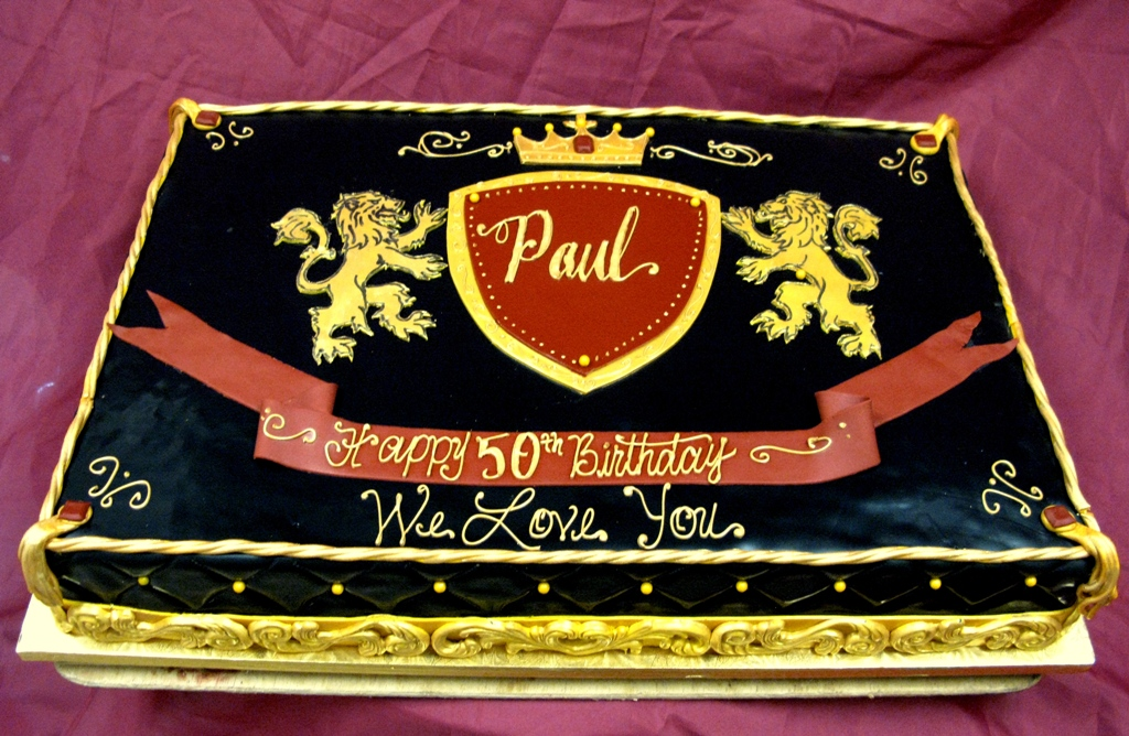Cake for a King