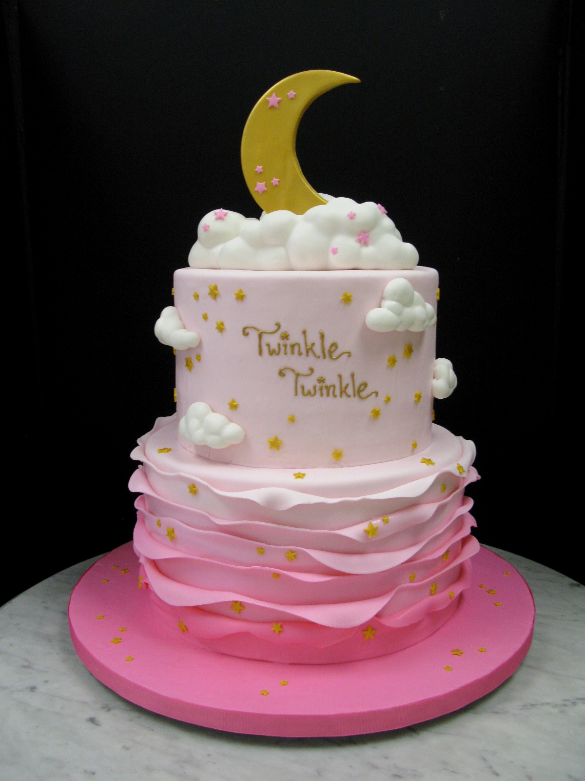 Twinkle Twinkle Pinks Mother Mousse