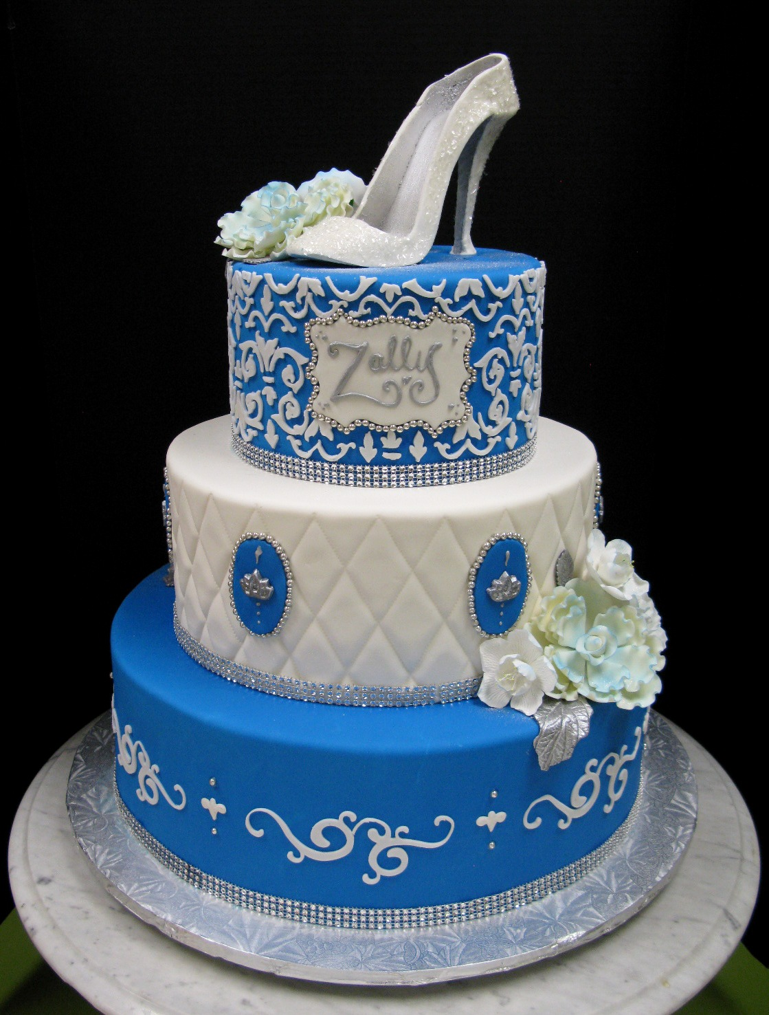 Cinderella Sweet 16 Mother Mousse
