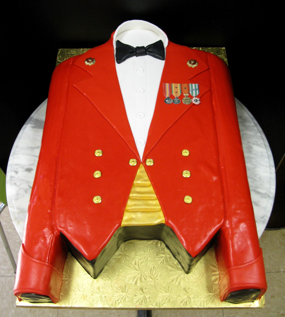 Marine Corp Formal Jacket
