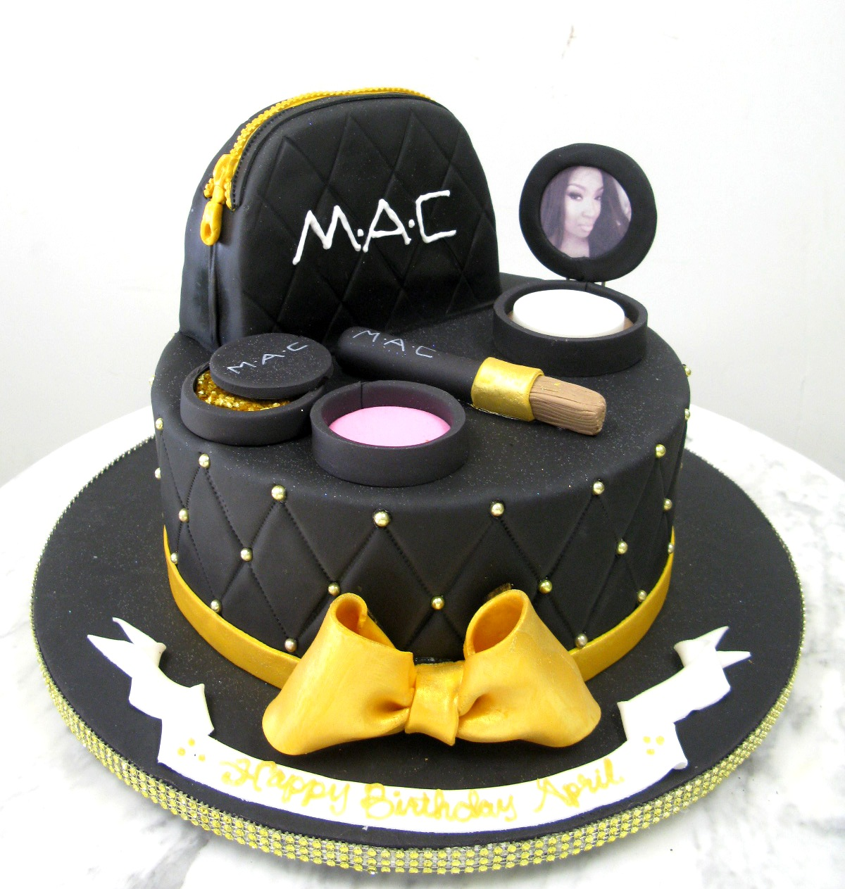 Sweet Elegance Custom Cakes And Cookies