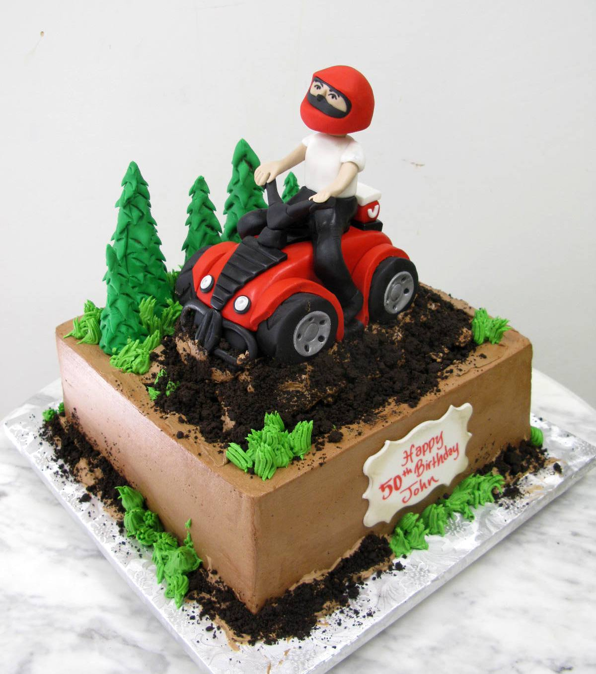 ATV Birthday