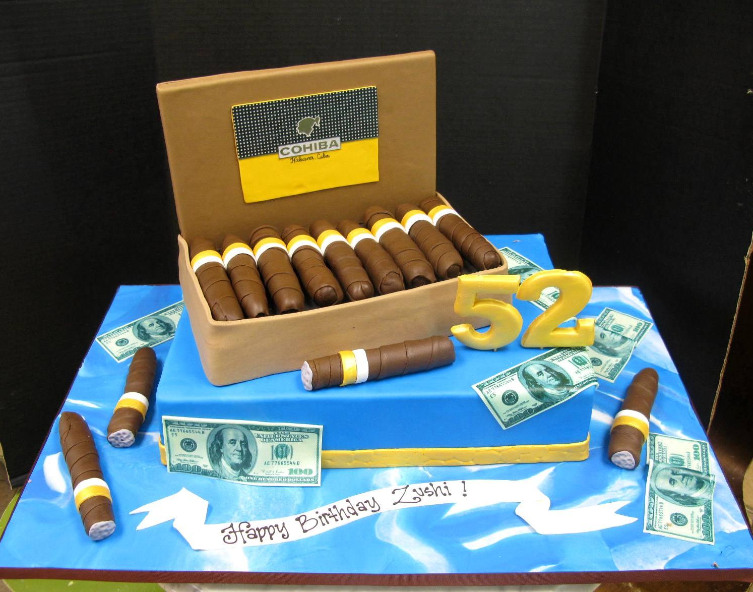 Blue Cigar