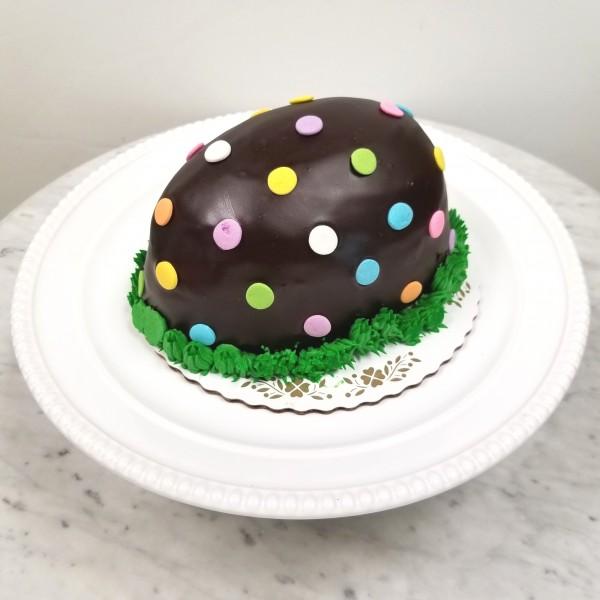 Vanilla Fudge Easter Egg