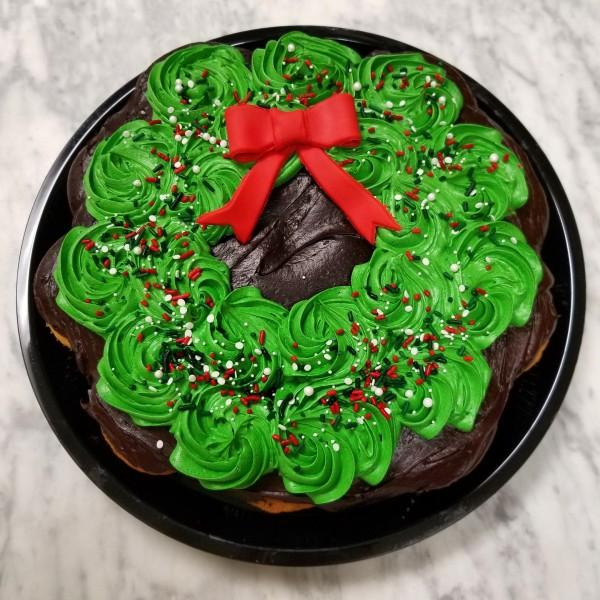 CupcakeWreath