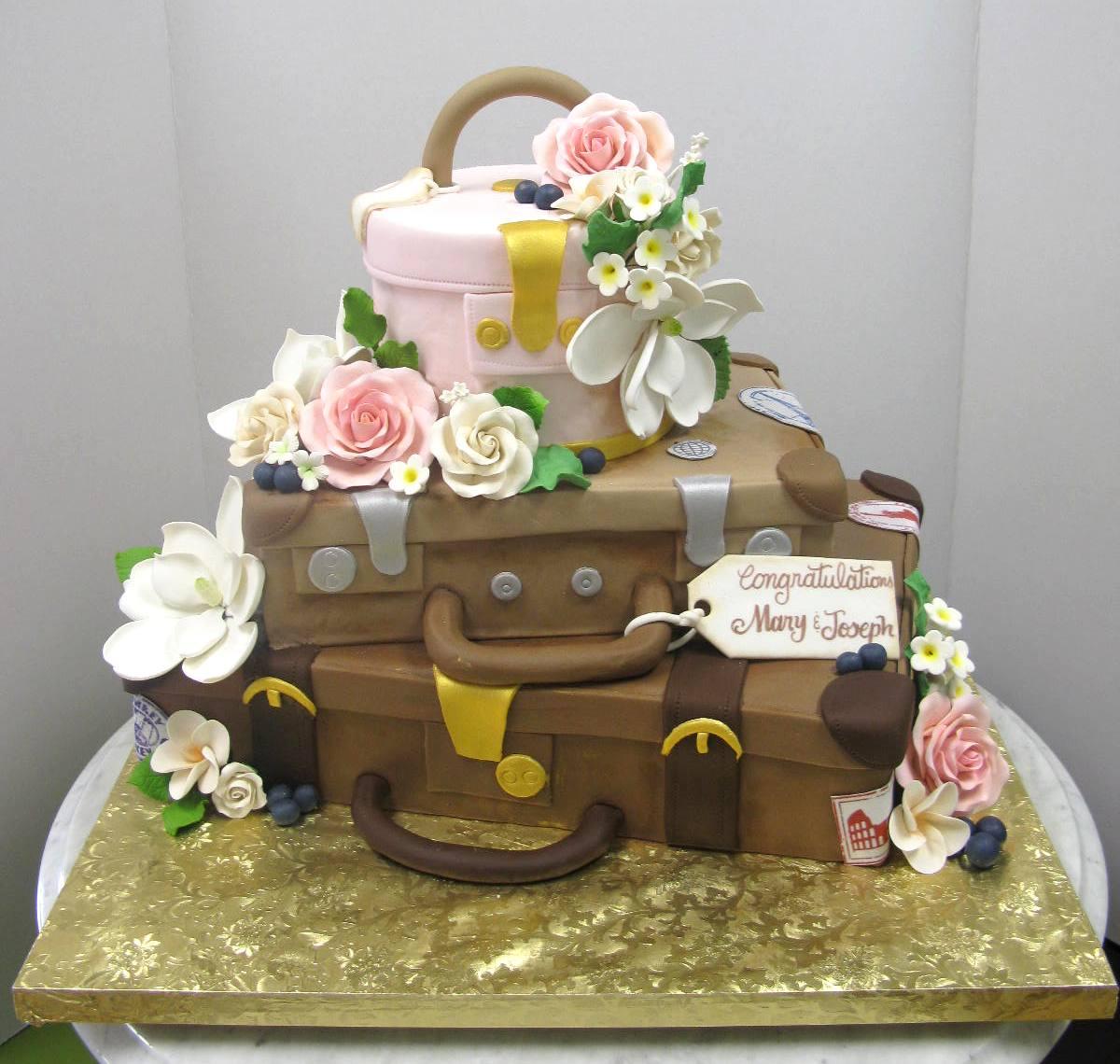 Bridal Suitcases